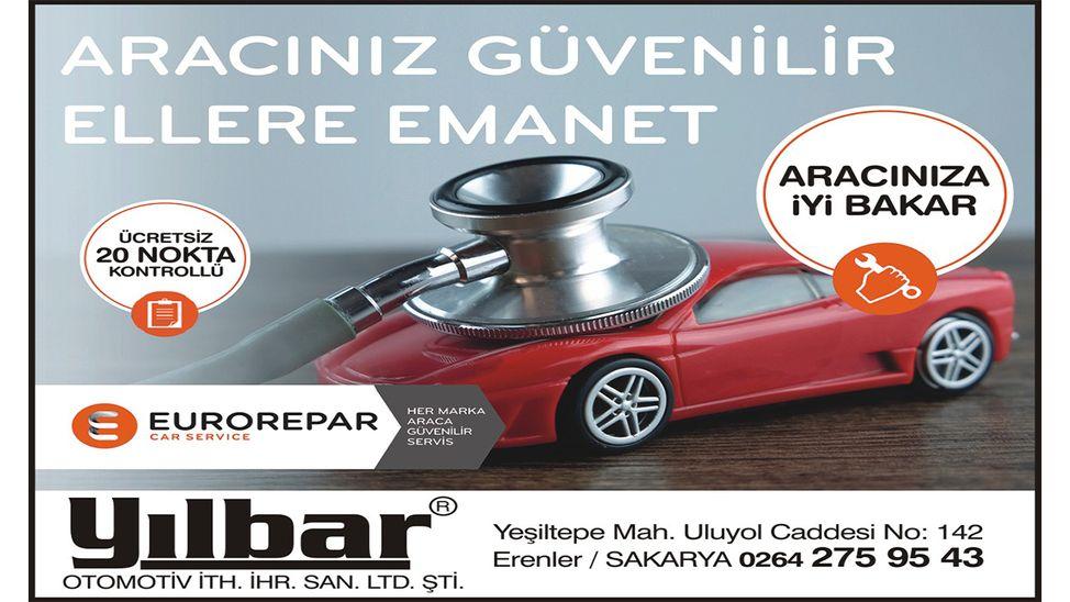 YILBAR OTOMOTİV (0264 275 95 43)