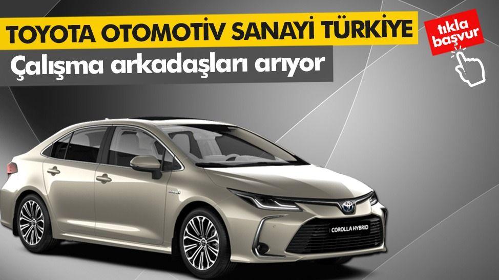 Toyota İş İlanı